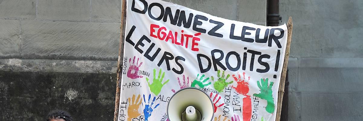 «Réfugié-e-s – éducation, intégration et émancipation»